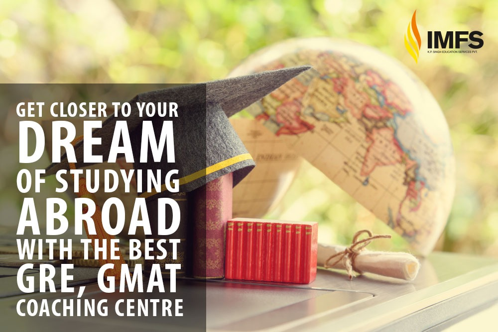 GRE Counseling near me, GMAT classes in Pune